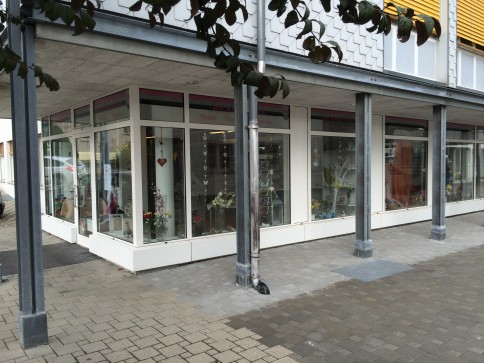 Geschäftsraum an zentraler Lage in Schmitten