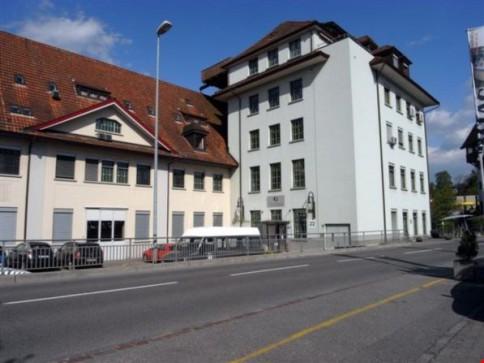 Gewerbehaus Aabach