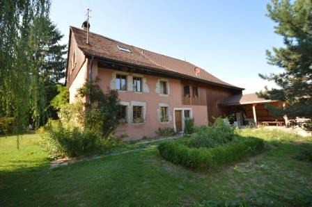 Grande maison villageoise
