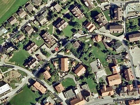Grosse Einstellhallenplätze - Zentral in Schwarzenburg.