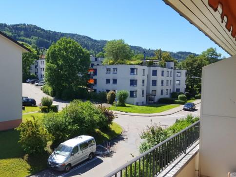 Grosse Wohnung mit sonnigem Balkon und neuem Bad
