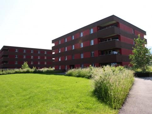 grosszügige 4 1/2-Zimmer-Wohnungen in einzigartier Überbauung SEVEN