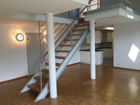 Helle 4.5-Zimmer-Maisonette-Wohnung   Malters