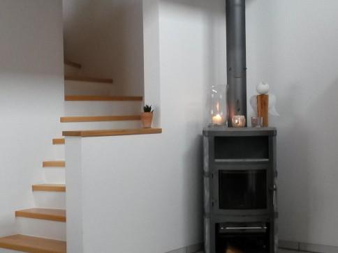 helle 5 1/2 Zimmer-Maisonette-Wohnung mit Galerie