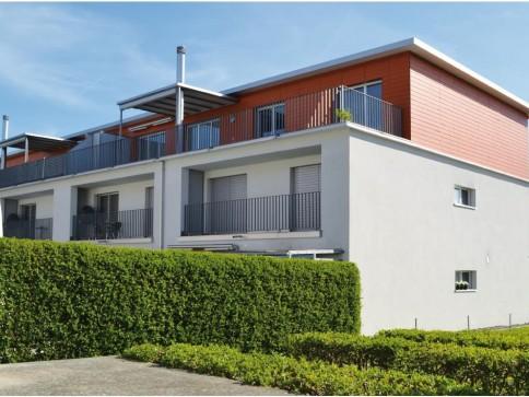 Helle und grosszügige 4 1/2-Zimmer Attikawohnung/Terrasse 45 m2