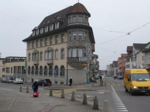 historische Gewerberäume zu vermieten (ex Kantonalbank-Gebäude)