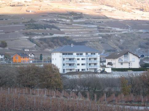 Hochwertige, top gelegene 4.5 Zimmer Wohnung in Salgesch