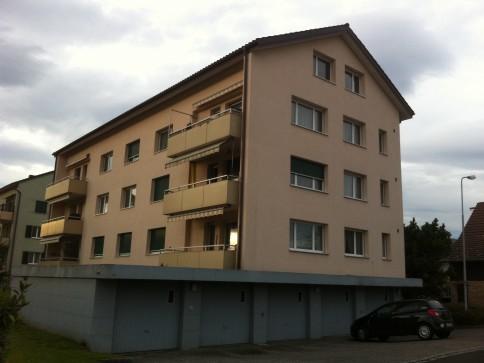 hübsche 2-Zimmer-Dachwohnung in Widnau