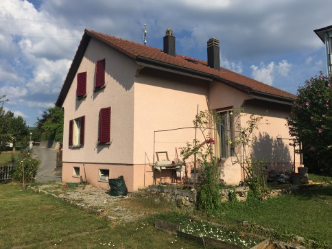 La Sarraz, à vendre maison individuelle