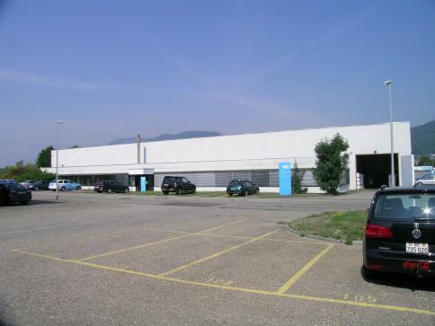Lager/Produktion/Logistik an der A1