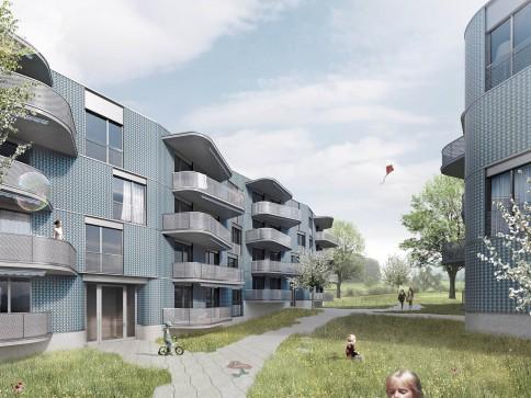 """Letzte 5.5 Zimmer-Wohnung / Erstvermietung """"Sturzenegg"""""""