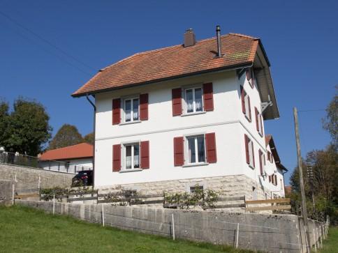 Maison villageoise