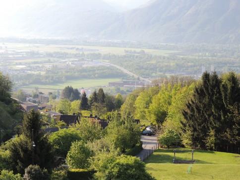 Meraviglioso terreno edificabile con vista panoramica (982 m2)