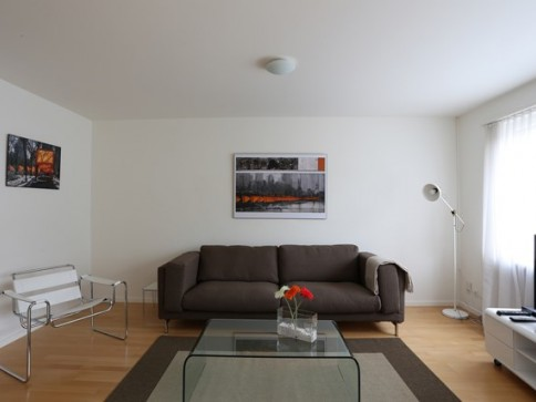 Moderne 4-ZWG an ruhiger Lage im Paulus Quartier