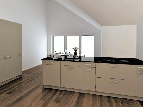 Moderne 5.5 Zimmer-Maisonette-Wohnung im Dachgeschoss