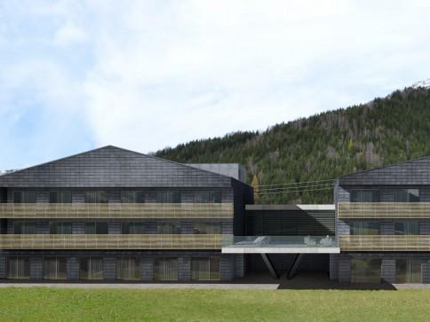 Moderne Eigentumswohnung im Zentrum von Sedrun (Baubeginn erfolgt!)