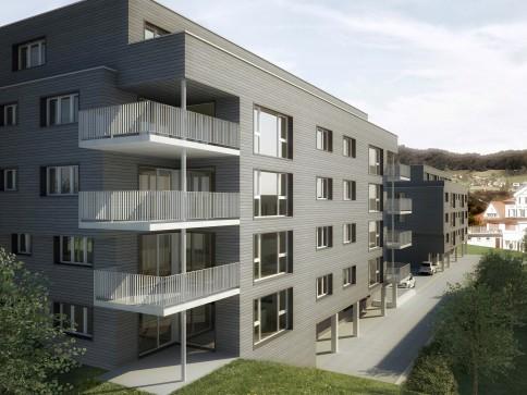 moderne Eigentumswohnung