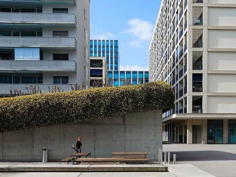 Modernes, stilvolles Wohnen im Kreis 11