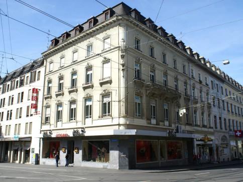 Nachmieter für Büroräumlichkeiten mitten in der Stadt Basel