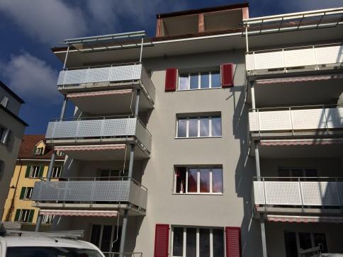 Neu sanierte 1.5-Zimmer-Dachwohnung im stadtnahen Breitenrain in Bern