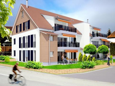 Neubau in Tuttwil 4.5 Zimmer-Wohnung