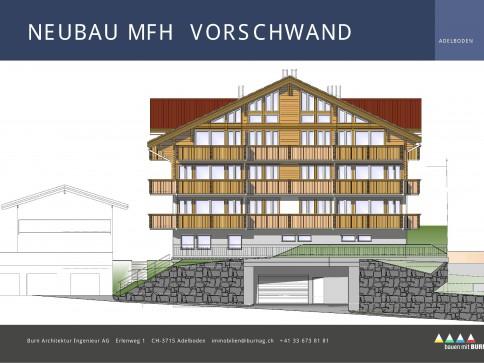 """Neubau MFH """"Vorschwand"""""""