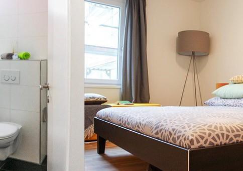 Neubauwohnung in modernem Quartier in Lenzburg