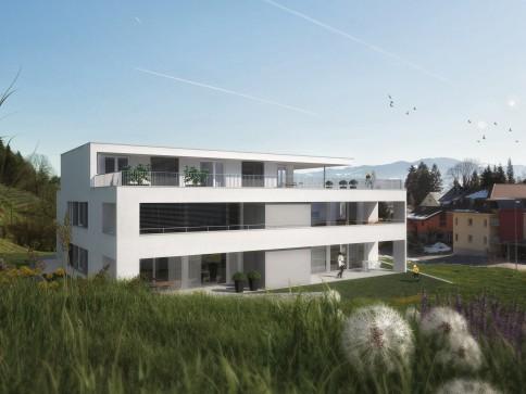 neue 3 1/2-Zimmer-Wohnung am Rebhang