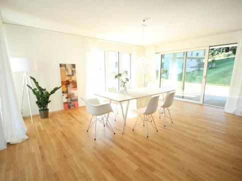 Neue 3.5-Zimmer-Eigentumswohnungen an traumhafter Lage, direkt am Wald
