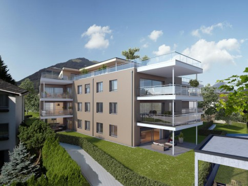 Neue 4.5 Zimmer-Wohnungen beim MFH Post