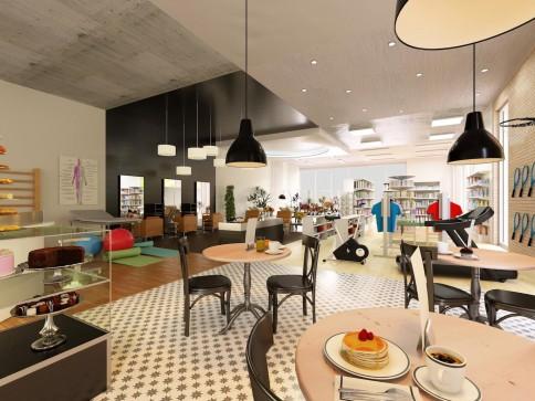 Neue Büroflächen - nahe an Ihre Kunden