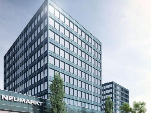 Neumarkt- Attraktive, ausgebaute Büroflächen