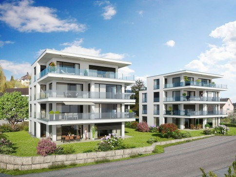 Nur noch 1 Wohnung - Privé - Erstklassig Wohnen