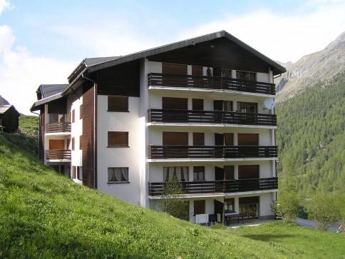 Petit pied-à-terre à la Montagne - 2,5 pièces - 63 m2 - Arolla