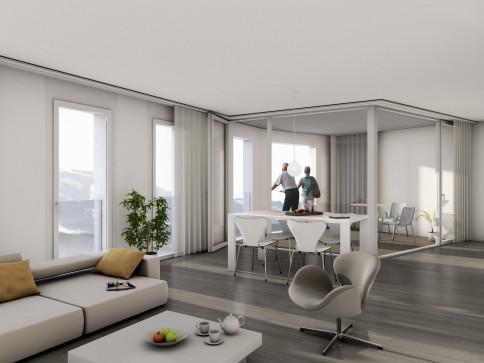 POUR LES SENIORS: location d'appartements avec conciergerie sociale