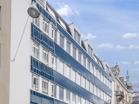 Renoviert und ausgebaut: Arbeiten im Central Business District