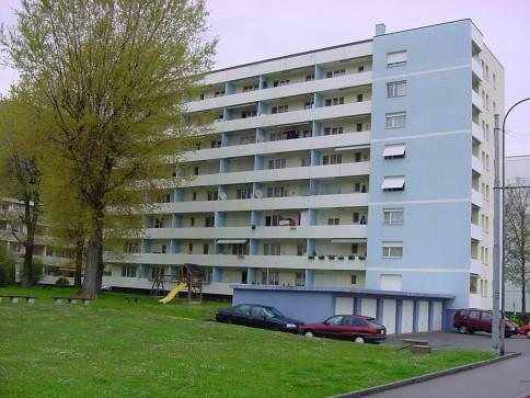 renovierte 3-Zimmerwohnung in Biel-Bözingen