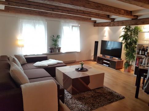 Renovierte sehr schöne Wohnung direkt am Arcas auf 2 Etagen
