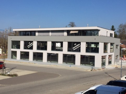 repräsentative Gewerberäume an zentraler Lage (Büro / Praxis)