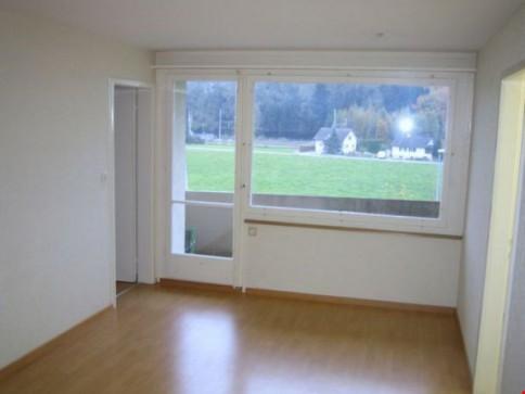 Ruhig gelegen: 2-Zimmerwohnung im Grünen