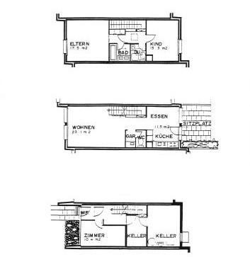 Ruhig gelegenes Reiheneinfamilienhaus
