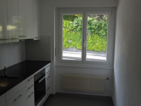 Sanierte, ruhig gelegene 3.5-Zimmerwohnung mit Balkon