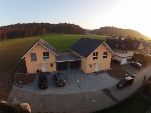 schlüsselfertiges 5.5-Zimmer-Einfamilienhaus