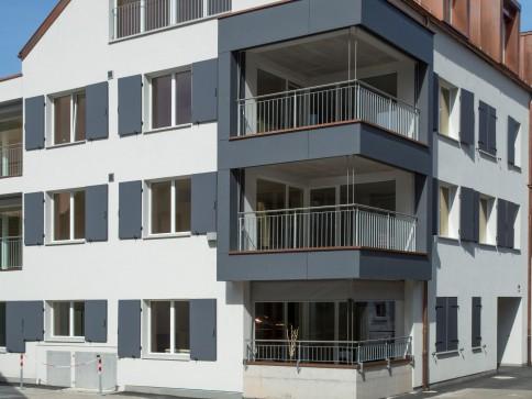 Schmucke 3.5 Zimmer-Wohnung in der Altstadt von Rheineck