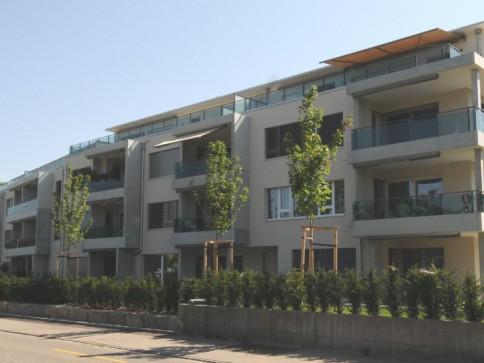 schöne 3.5-Zimmer-Wohnung mit Eigentumgsstandard