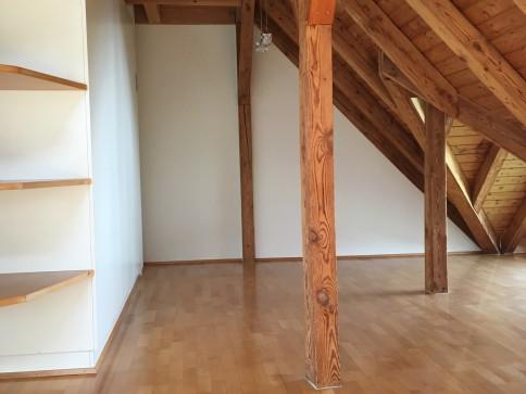 Schöne Dachwohnung an toller zentraler Lage in Baden