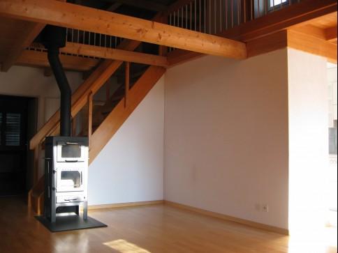 schöne Wohnung mit Galerie an ruhiger Lage