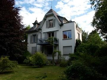 Schöner Wohnen in herrschaftlicher Villa