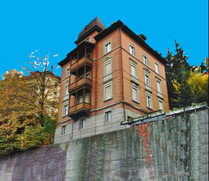 Sehr zentral und doch günstig wohnen in mitten der Stadt St.Gallen