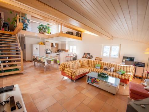 Spacieux appartement de 5.5 pièces avec vue